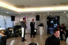 I saluti del sindaco Andrea Romito