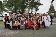 """2007 """"I pirati"""" Carnevale a Povoletto"""